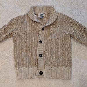 Old Navy shawl collar cardigan with buttons